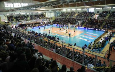 Top-Volley Cisterna vs Leo Shoes Modena (2/2/20)