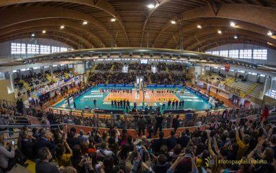 La Lega Pallavolo Serie A ferma le partite fino al 1 marzo. Per la Top Volley Cisterna salta la trasferta di Trento. Seguiranno aggiornamenti