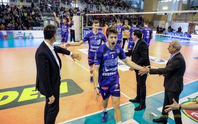 La Top Volley punta Padova. Peslac: «Domenica iniziano le nostre sei finali, il pubblico ci dà una grande spinta»