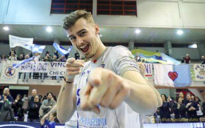 La Top Volley punta Trento. Tubertini: «Non possiamo andare lì solo per fare una prova». Statistiche: Cisterna la più combattiva. I numeri di Patry e Cavaccini