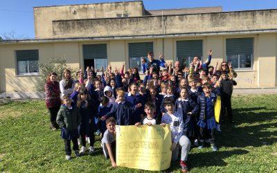 Domenica (alle 18:00) arriva Padova. «Dobbiamo raccogliere punti». Patry e Rondoni nelle scuole: il flash-mob e poi il balletto con gli studenti sui social network