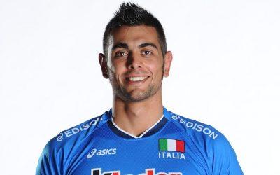 Giulio Sabbi scalpita «Ho vissuto due lockdown e sono come un leone in gabbia, con la Top Volley Cisterna abbiamo obiettivi importanti. La Nazionale? Ci penso sempre».
