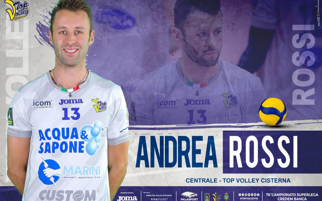 Andrea Rossi ancora con la Top Volley: «Finalmente possiamo puntare in alto. Vi spiego come sono cresciuto qui e ho imparato a esultare»