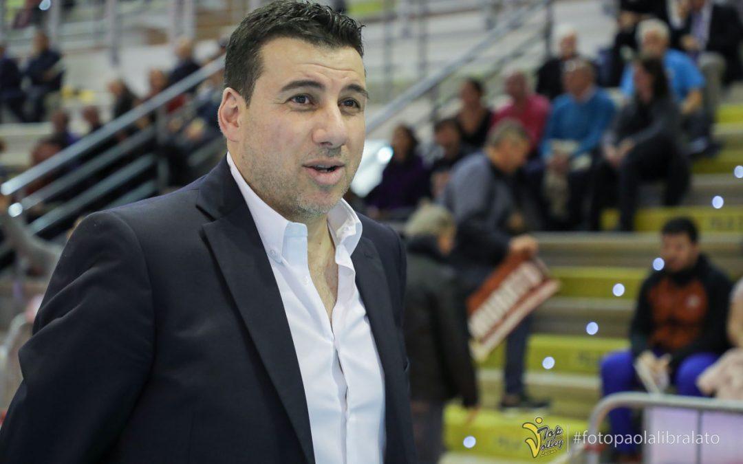 La crescita della Top Volley Cisterna. Candido Grande: «Randazzo? Ha sposato un progetto ambizioso come il nostro»
