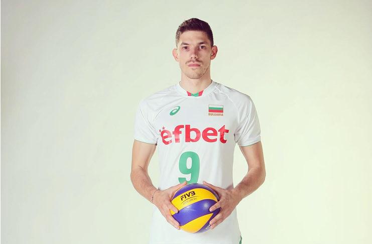 Georgi Seganov ha contratto il coronavirus durante gli allenamenti con la Nazionale: è in quarantena e le sue condizioni di salute sono buone