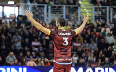 La Top Volley Cisterna ha presentato i documenti d'ammissione alla Superlega Credem Banca 2020/21