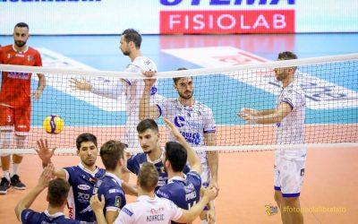 In Del Monte Coppa Italia la Top Volley Cisterna cede a Ravenna in tre set. Tubertini: «Abbiamo fatto molti errori, dobbiamo lavorare e crescere di ritmo»