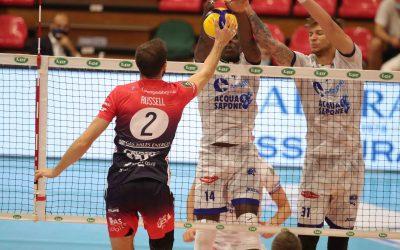 La Top Volley Cisterna inizia con il botto. A Piacenza è 1-3 al termine di un match perfetto