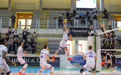 SUPERLEGA: Top Volley Cisterna – Kioene Padova
