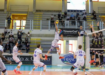 Top Volley Cisterna - Kioene Padova