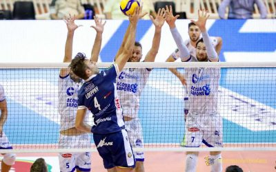 COPPA ITALIA: Top Volley Cisterna vs Consar Ravenna