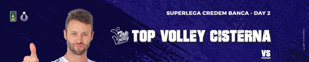 Top Volley Cisterna vs Vero Volley Monza