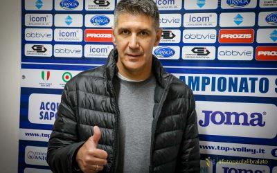 Verso Perugia. Kovac: «Contento di essere qui. Non siamo al 100% ma avremo comunque qualcosa da dire»