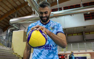 Tutti negativi alla Top Volley, domani sera (20:30) si gioca a Cisterna la sfida con Modena in diretta Rai. Sabbi: «Sono pronto da dieci giorni, non vedo l'ora di giocare questa partita»
