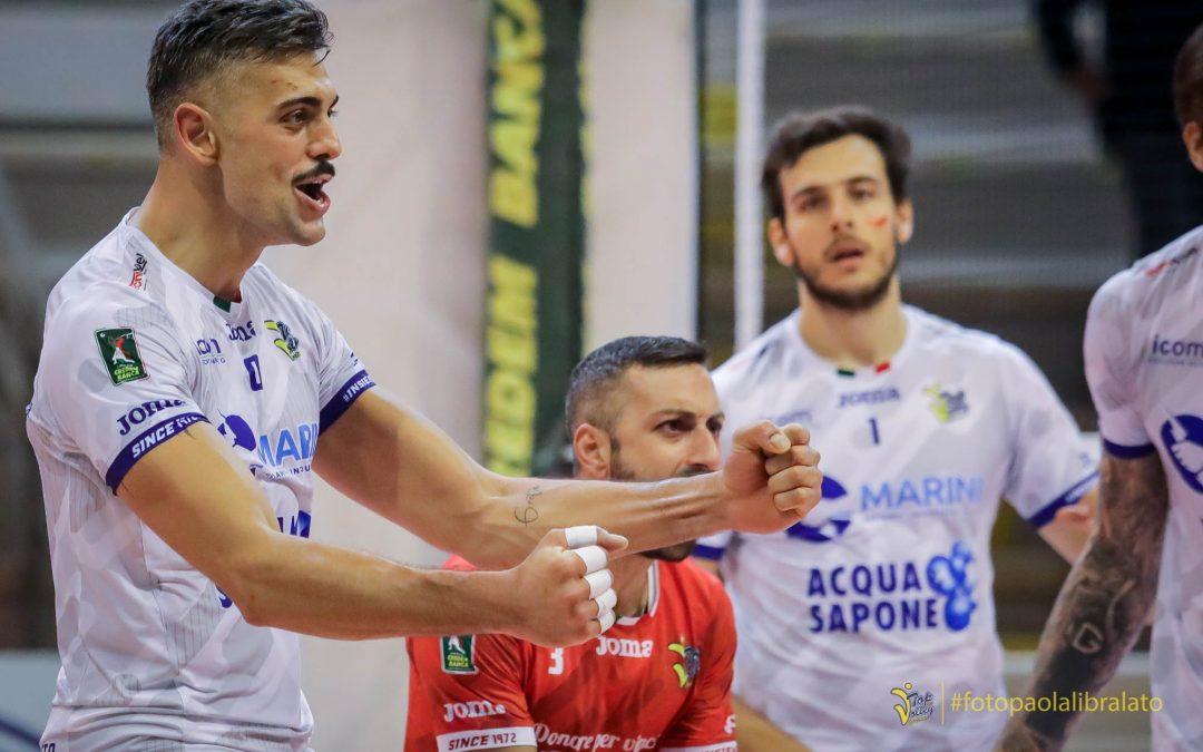 Domani alle 17:00 la Top Volley Cisterna riceve Milano. Kovac: «Ci servono risultati perché abbiamo sempre di più l'acqua alla gola». Rondoni: «Giocare come fossero tutte finali»