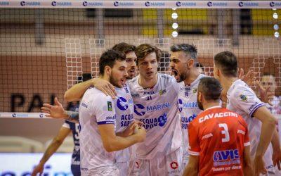 Fine settimana senza partite per la Top Volley Cisterna, si torna in campo martedì (alle 17:30) con Vibo
