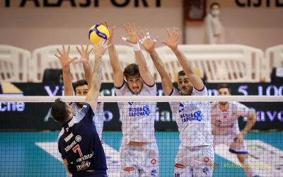 SUPERLEGA: Top Volley Cisterna – Allianz Milano