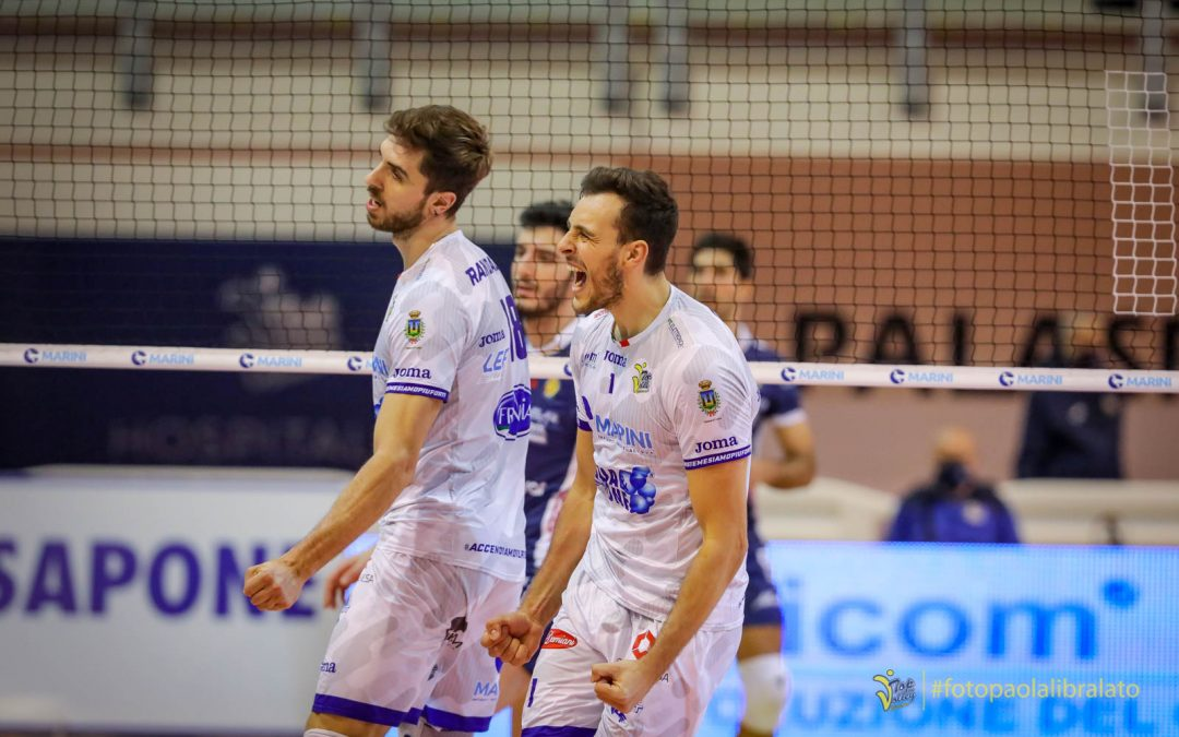 La Top Volley Cisterna domani riceve il Verona (alle 17:00). Cavuto: «Dobbiamo avere la giusta mentalità, con la fame di una vittoria che manca davvero da tanto