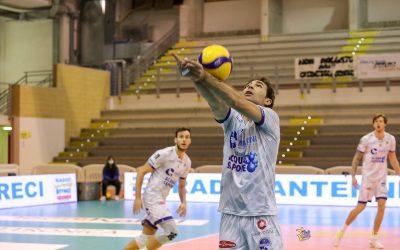 La Top Volley Cisterna si prepara al campionato con l'allenamento congiunto con l'Aversa Normanna. Kovac: «Test utile per la fiducia»