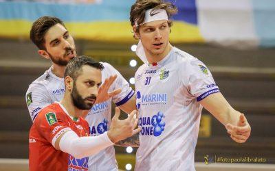 Domani (alle 17:00) la Top Volley Cisterna riceve la Lube. Seganov: «Dopo la Nazionale testa al finale di stagione»
