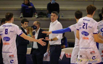 Domani (17:30) la Top Volley Cisterna riceve la rivelazione Vibo. Kovac: «Affrontiamo una squadra complicata che gioca una buona pallavolo»