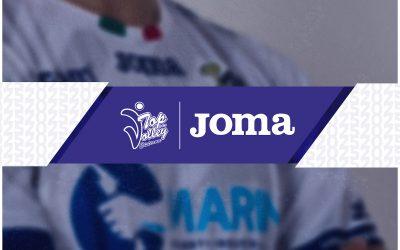 La Top Volley Cisterna sarà #JomaTeam fino al 2025 (e rispetterà l'ambiente)
