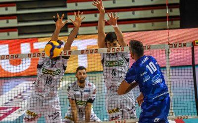 La Top Volley Cisterna cede a Padova in tre set. Tillie: «Dobbiamo voltare pagina in vista della prossima partita»