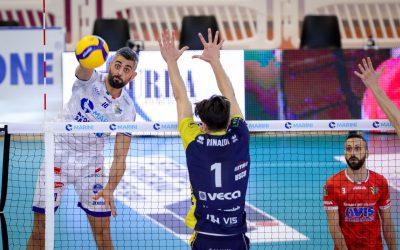 Play-off 5° posto – La Top Volley Cisterna cede con Modena all'ultimo respiro. Sabbi: «C'è mancata lucidità in una partita fondamentale per noi»