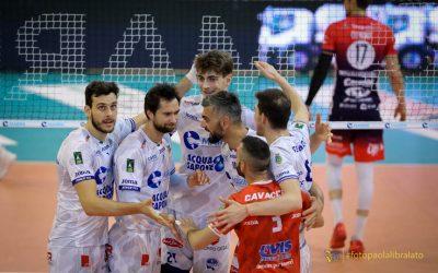 Play-off 5°posto – Sarà un mercoledì da leoni per la Top Volley Cisterna che (alle 17:00) riceve Modena. Cavuto: «Partita da dentro o fuori»