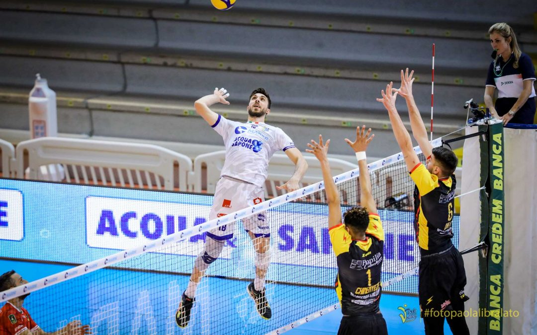 Play-off 5°posto, la Top Volley Cisterna riceve Piacenza. Randazzo: «Sarà una sfida intensa, il lavoro fatto ci sta dando frutti»