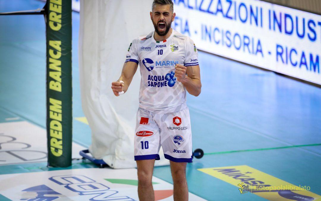 Play-off 5°posto – Domani (alle 19:00) la Top Volley Cisterna farà visita al Ravenna. Rondoni: «Sarà la prima di quattro finali». Super Sabbi, con 68 punti, è leader