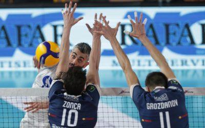 play-off 5°posto – La Top Volley Cisterna vince con Ravenna, al termine di una maratona incredibile. Ancora super Sabbi: «Che battaglia di nervi»