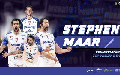 Dalle Olimpiadi di Tokyo a Cisterna: Stephen Maar è un giocatore della Top Volley