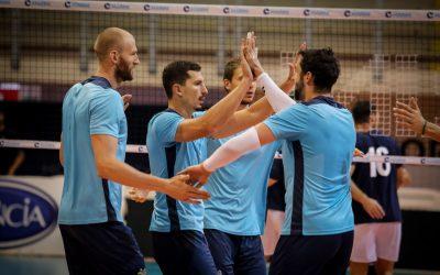 Primi scambi per la Top Volley Cisterna