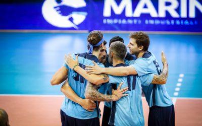 Allenamento congiunto Top Volley Cisterna – Sabaudia