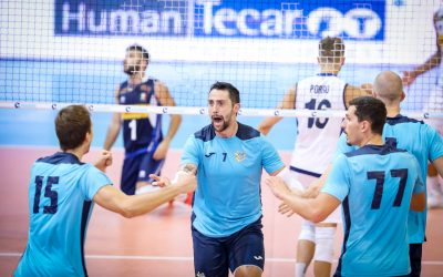 4-1 nel test match tra Top volley e  Sabaudia