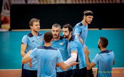 Pareggio 2-2 per la Top Volley nell'allenamento congiunto con Taranto