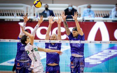 Seconda sconfitta per Cisterna, Padova porta a casa il risultato