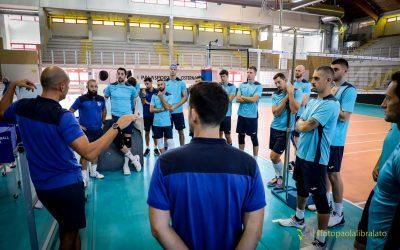Top Volley esame Perugia per la prima di campionato
